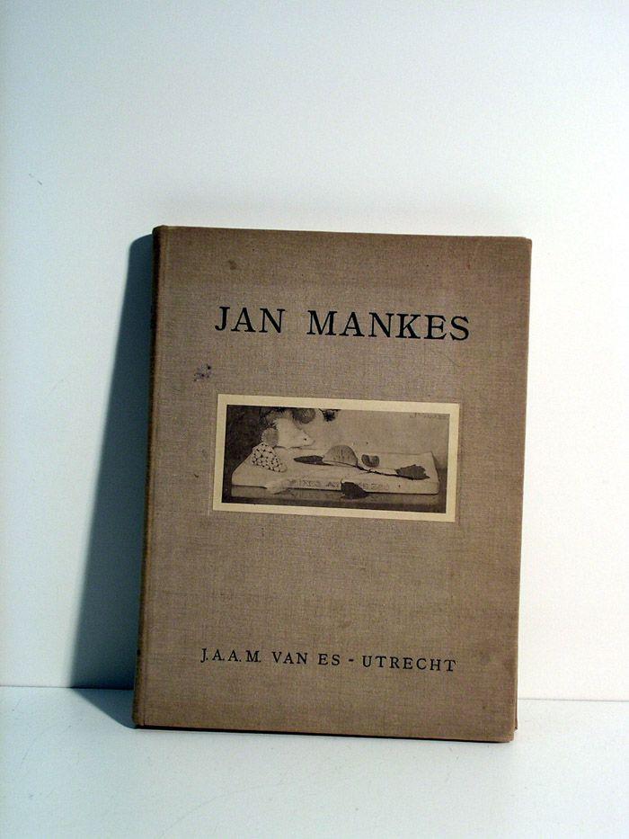 jan mankes   Boek Jan Mankes