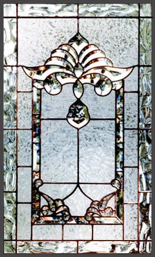 Stained Gl Window Panels Ab3ab25 Leaded Beveled Custom At By Design Art Pinterest And
