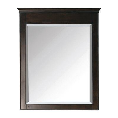 Images Photos Shop Avanity WINDSOR M Poplar Framed Mirror at Lowe us Canada Find our selection of bathroom mirrors at the lowest price guaranteed with price match off