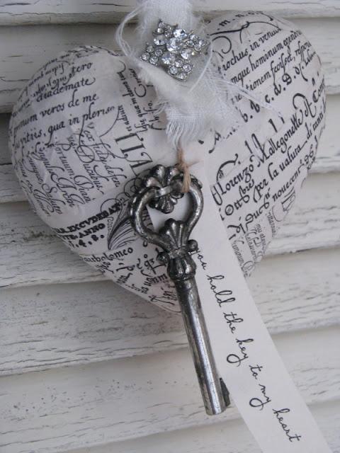 La clef du Coeur.