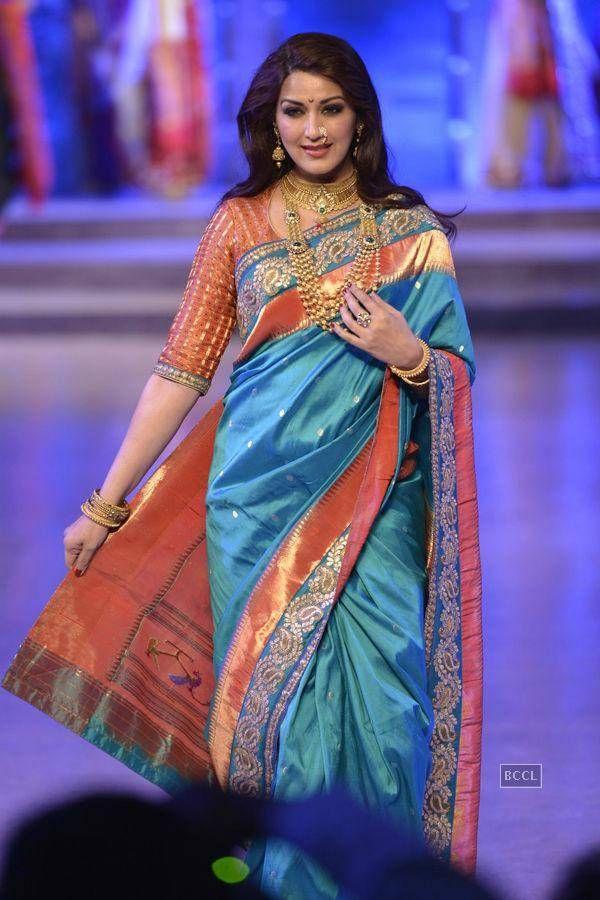 #MakeInIndia #Fashion Week- The Times of India Photogallery