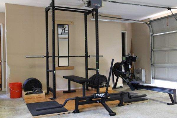 Best crossfit garage gym ideas on pinterest