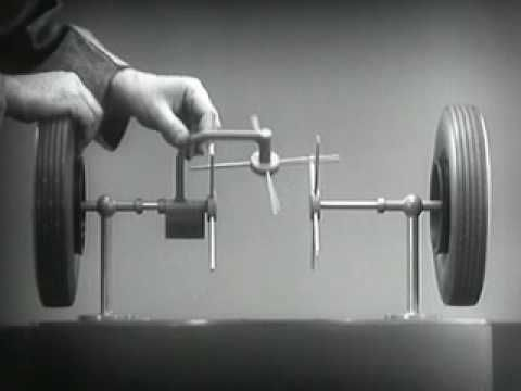 A Really Cool Tutorial From The Old Days About How Steering Differential Works – CarBuzz