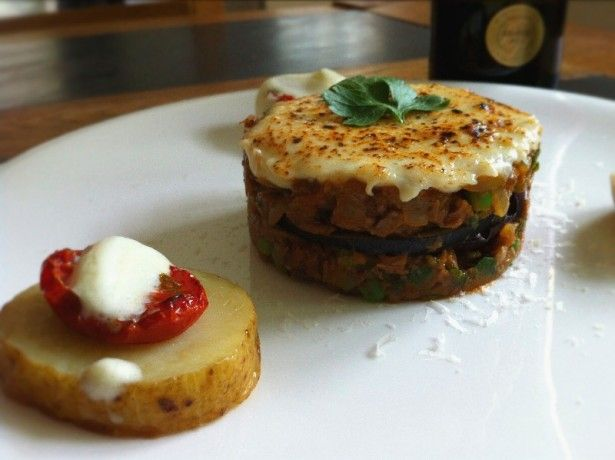Moussaka - Fine Dining Recipes | Food Blog | Restaurant Reviews | Fine Dining At Home