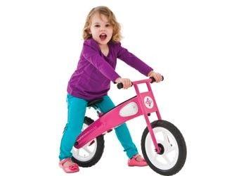 Eurotrike Glide Balance Bike - Hot Pink