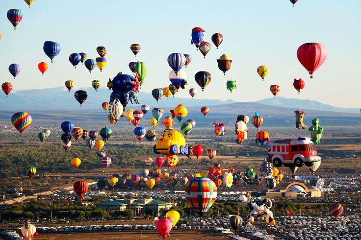 albuquerque-international-balloon-fiesta, Usa