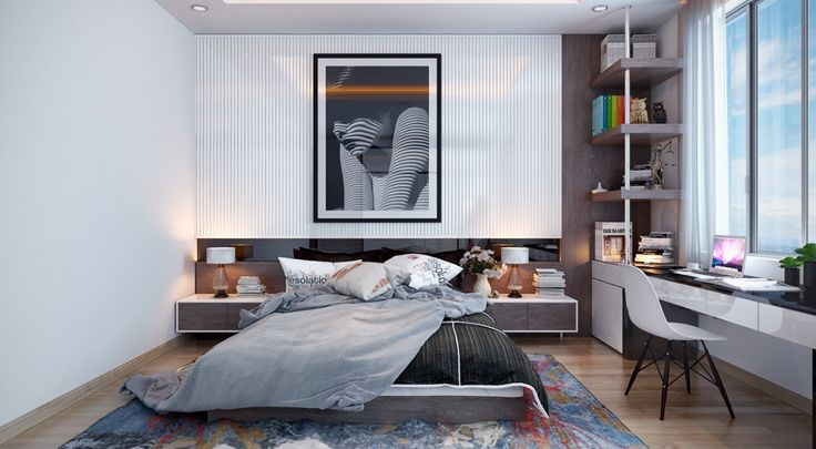 Bedroom Accent Walls - Come and download from here
