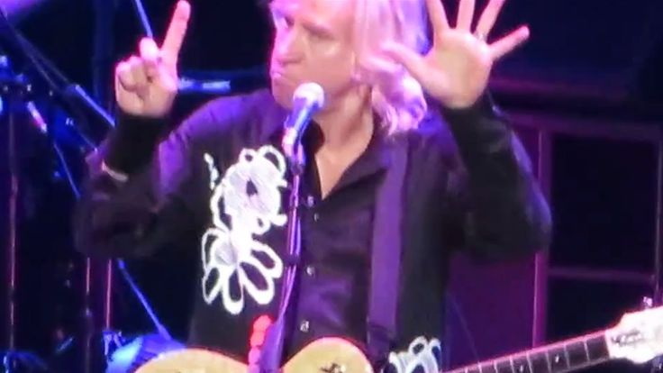 Eagles - Band Intro / with Joe Walsh Life's Been Good  LIVE 07-07-2013 @ S...