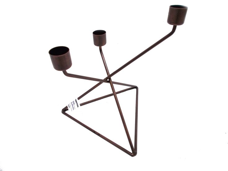 SI-Triangle Candle Holder