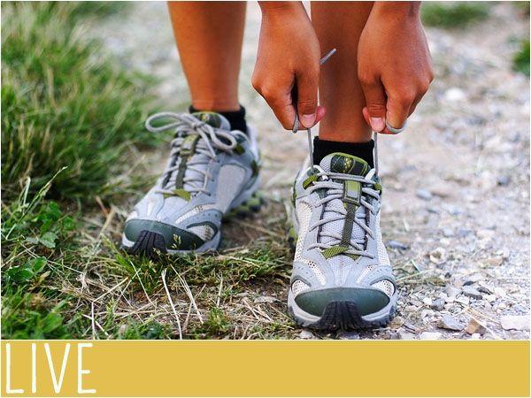 Des conseils pour vous préparer pour votre première Course à la vie CIBC de 5 km. (site en anglais seulement) #PinspirationCIBC