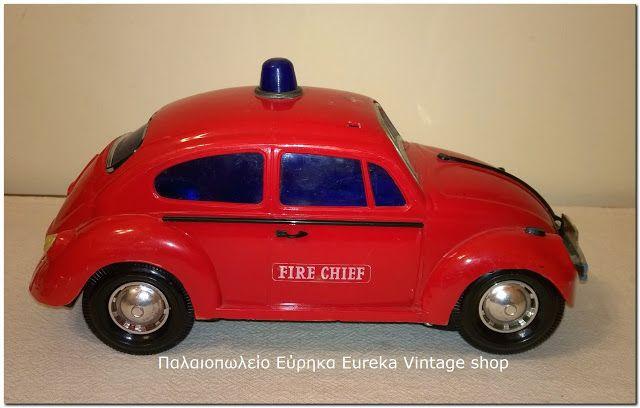 Αυτοκινητάκι από την ελληνική εταιρία Lyra.