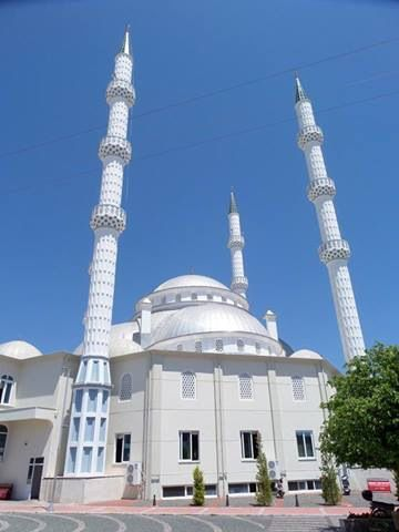 Moskee konakli