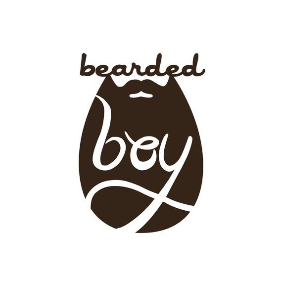 Logo design for Bearded Boy