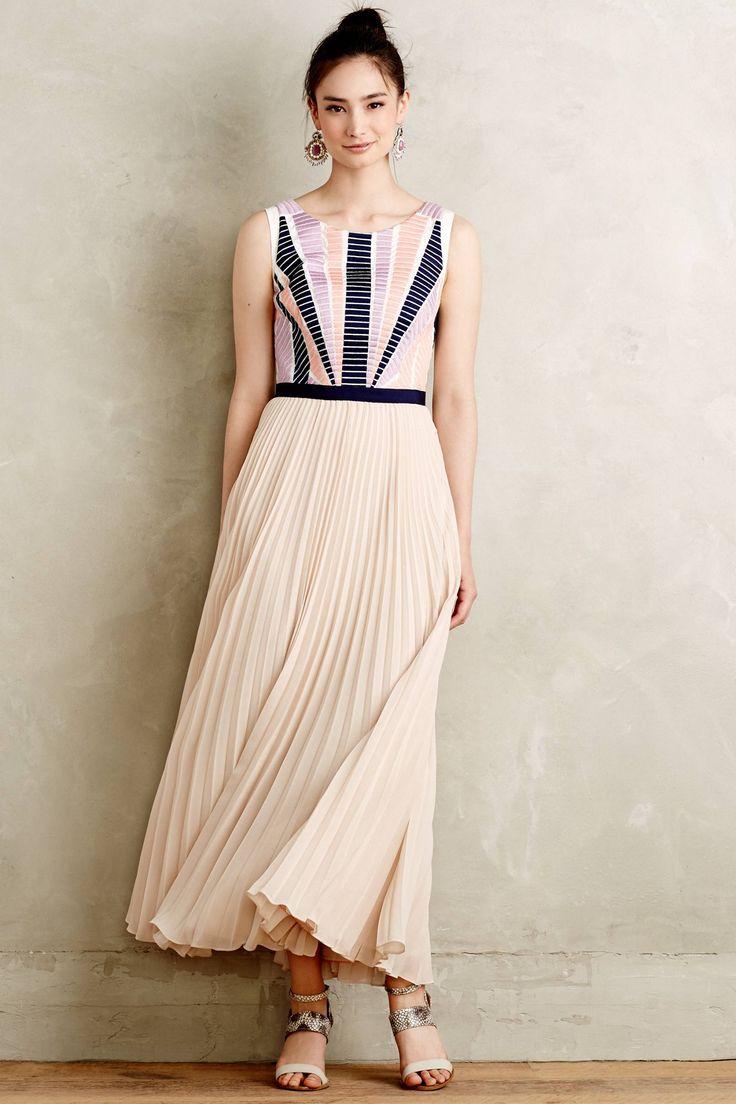 Dawning Maxi Dress - anthropologie.com