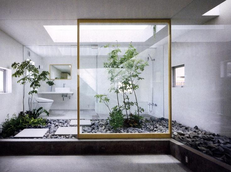 Zen garden bathroom zen garden pinterest gardens for Interior zen garden