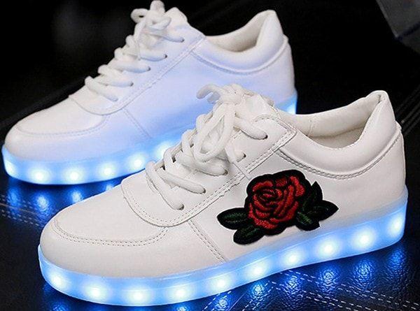 Pin On Led Light Shoes