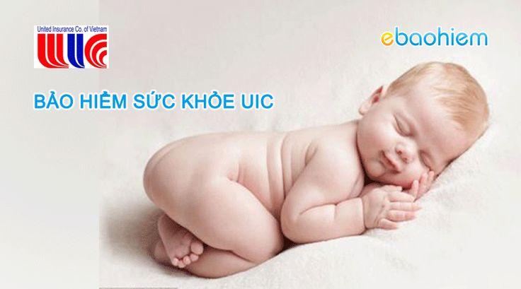 ebaohiem giới thiệu sản phẩm Bảo hiểm sức khỏe cá nhân UIC nhật bản dành cho bé từ 60 ngày tuổi, với quyền lợi vượt trội, dịch vụ bồi thường chuyên nghiệp