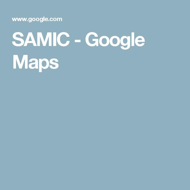 SAMIC - Google Maps