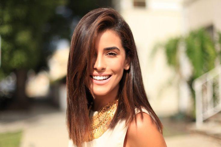 Best 25+ Medium Straight Hair Ideas On Pinterest