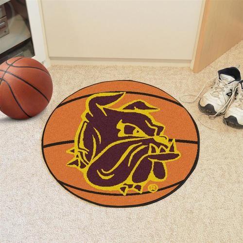 University of Minnesota Duluth Basketball Floor Rug Mat