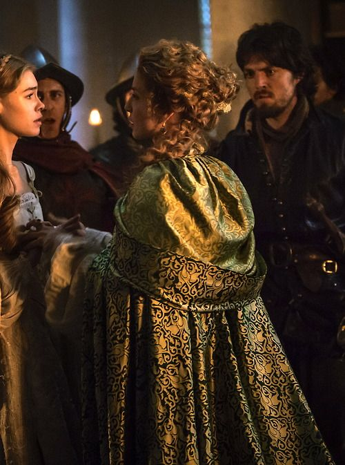 The Musketeers - Annabelle Wallis as Ninon de Larroque (1x07)