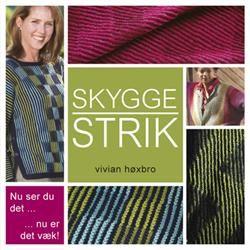 Skyggestrik - Strik og broderi - garn, kits og designs i Sommerfuglen