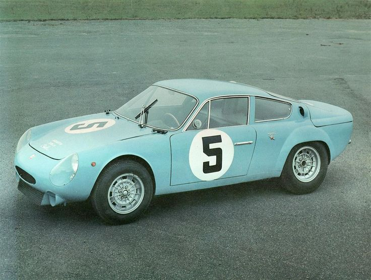 The Abarth Simca had its heyday from 1963-1968, winning numerous races and reaching a top speed of 168mph. http://www.beverlyhillscarclub.com/wanted.htm #RaceCar #ClassicCar #Abarth