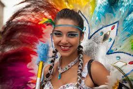 """""""Carnaval con la Fuerza del Sol"""". Arica. Chili"""