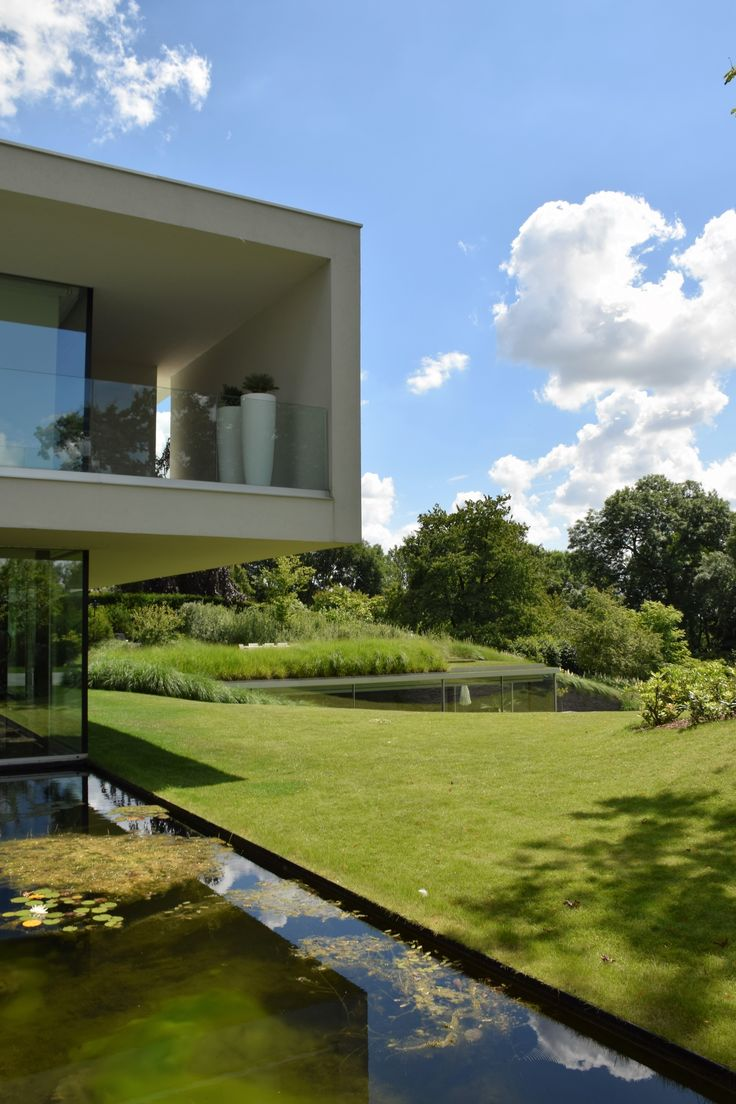 maison jode, pellenberg (tuinarchitectuur: patrick verbruggen)