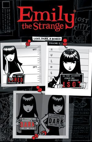 Emily the Strange Vol. 1 :: Profile :: Dark Horse Comics