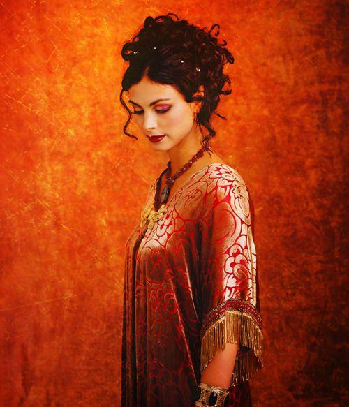 Morena Baccarin as Inara Serra from Firefly/Serenity