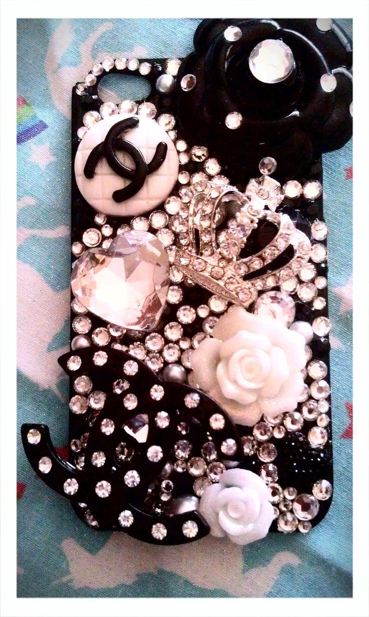 Bling phone case