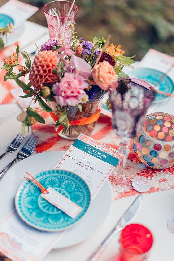 10 originelle Ideen für eure Tischdekoration zum Selbermachen   Hochzeitsblog The Little Wedding Corner