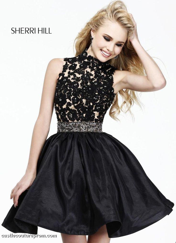 410 best SHERRI HILL   Fall 2013 images on Pinterest   Prom dresses ...