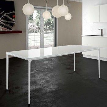 Tavolo da cucina con gambe sottili Slim di Sovet
