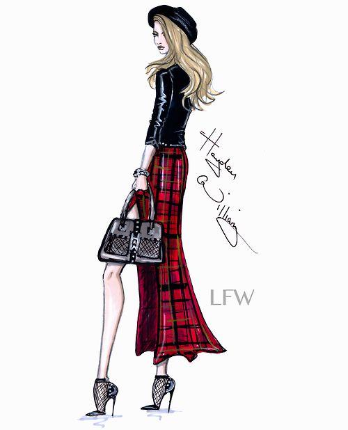 Fashion Week Style by Hayden Williams:LFW