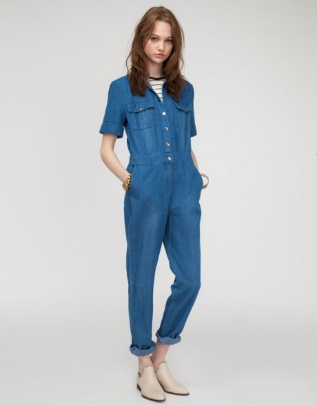 Mechanics Jumpsuit #needspringvisions (why not?)