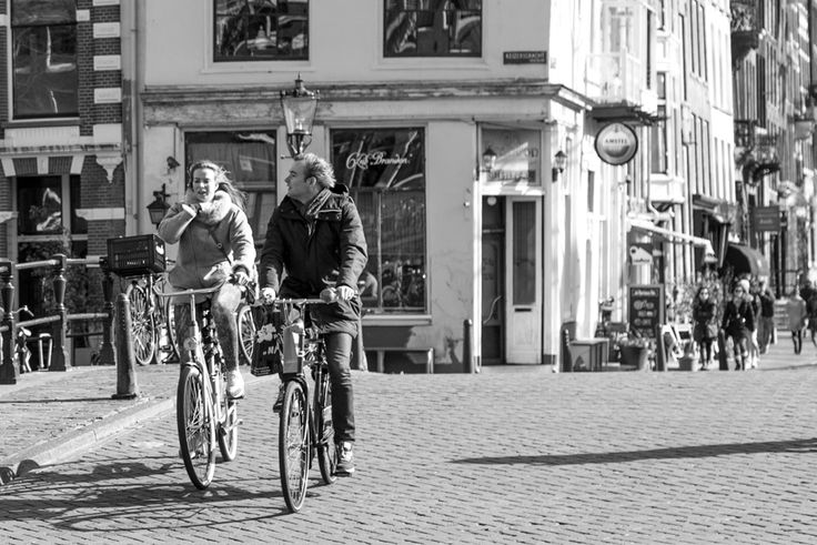 #amsterdam #cycling #bike #style