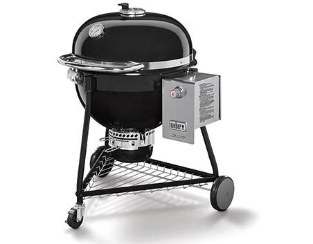 Weber Summit Charcoal Holzkohlegrill : Weber summit charcoal grill review grilling