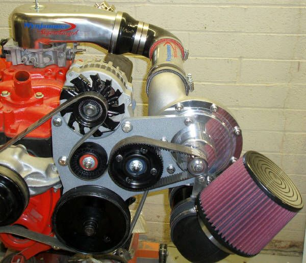 Chevy 350 Tpi Turbo Kit