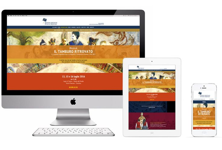 sito web responsive - 2016