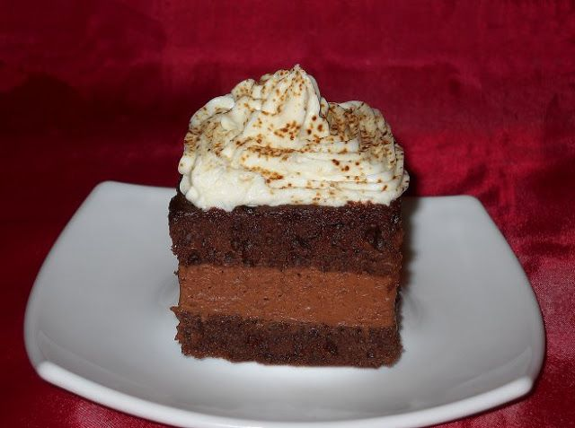 Prajitura cu mascarpone si ciocolata - Bunătăți din bucătăria Gicuței