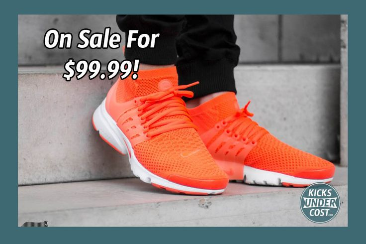 Nike Flyknit Presto Mid On Sale For $99 Shipped At Nike!