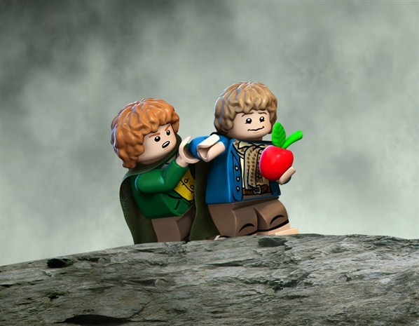 Merry and Pippin (© Warner Bros. Interactive) <3      EEEEEEEEEEEEEEEEEEHHHHHHEEEEEEEEEEHHHHHHHHHEEEEEEEEEHEHEH!