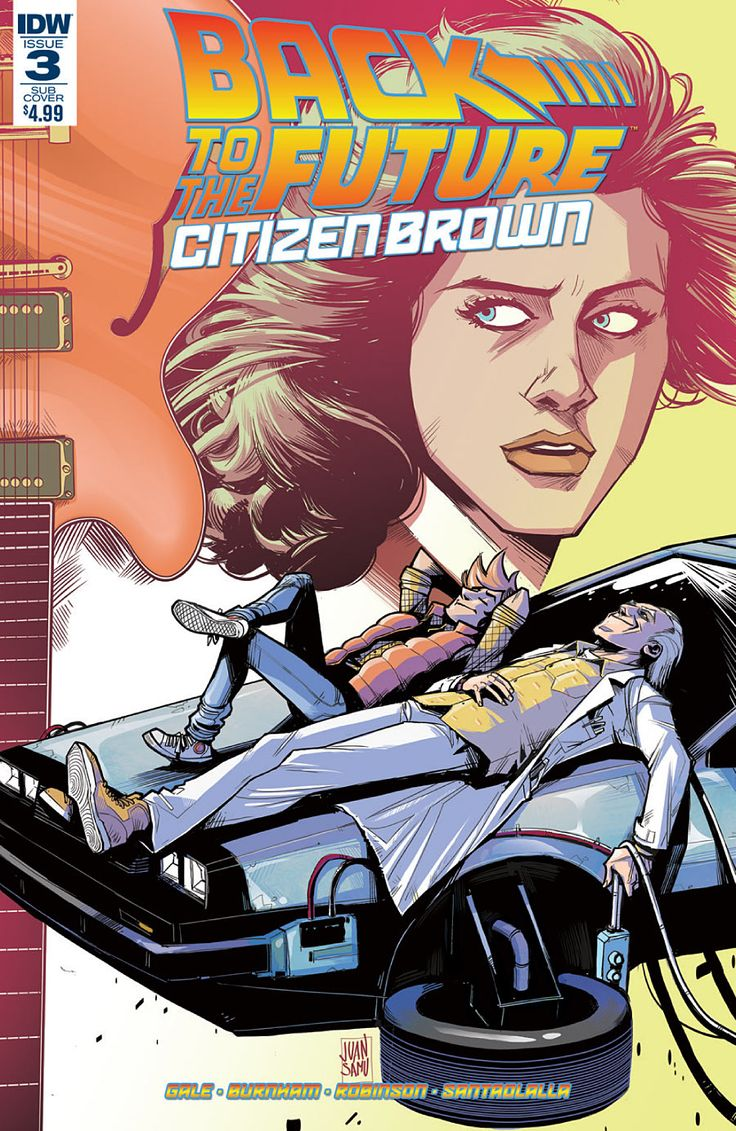 Back+to+the+Future:+Citizen+Brown MY FIRST IDW GIG! (I helped ink some pages). Thanks to Alan Robinson