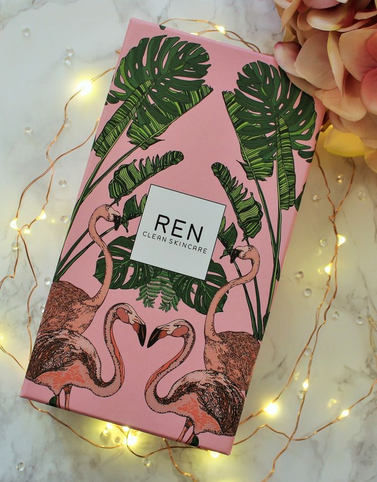 New In From Ren Clean Skincare - & Now To Sleep Pillow Spray Plus Christmas 2017 Gifts
