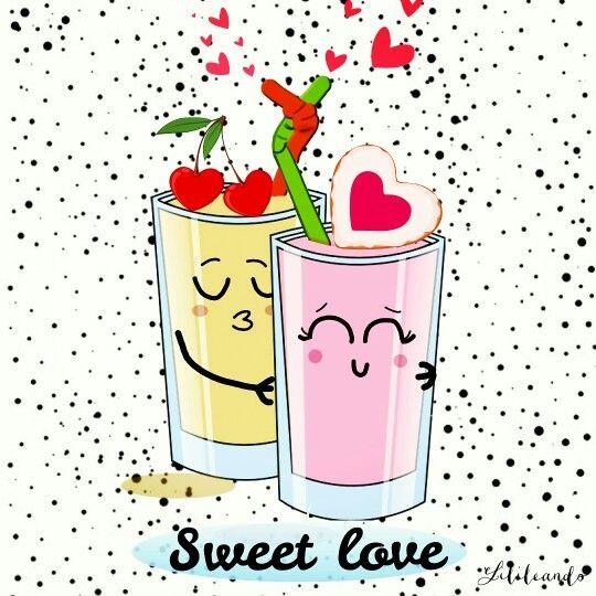 Sweet love by Lilileando