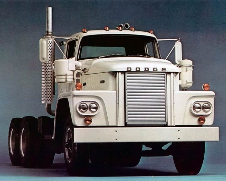 1967 Dodge Cnt900 High Tonnage Diesel Factory Photo C3087