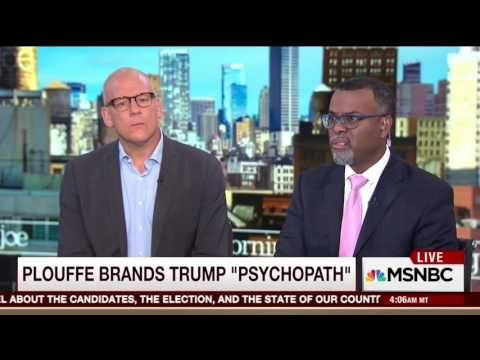 """MSNBC Hosts Ramp Up 'Trump Is Mentally Ill' Smear  PrintThe Alex Jones ChannelAlex Jones Show podcastPrison Planet TVInfowars.com TwitterAlex Jones' FacebookInfowars store """"There's not anybody at this table who doesn't think he has some sort of problem.""""  This is so stupid it is unbelievable.  My god what pure BS propaganda this is."""