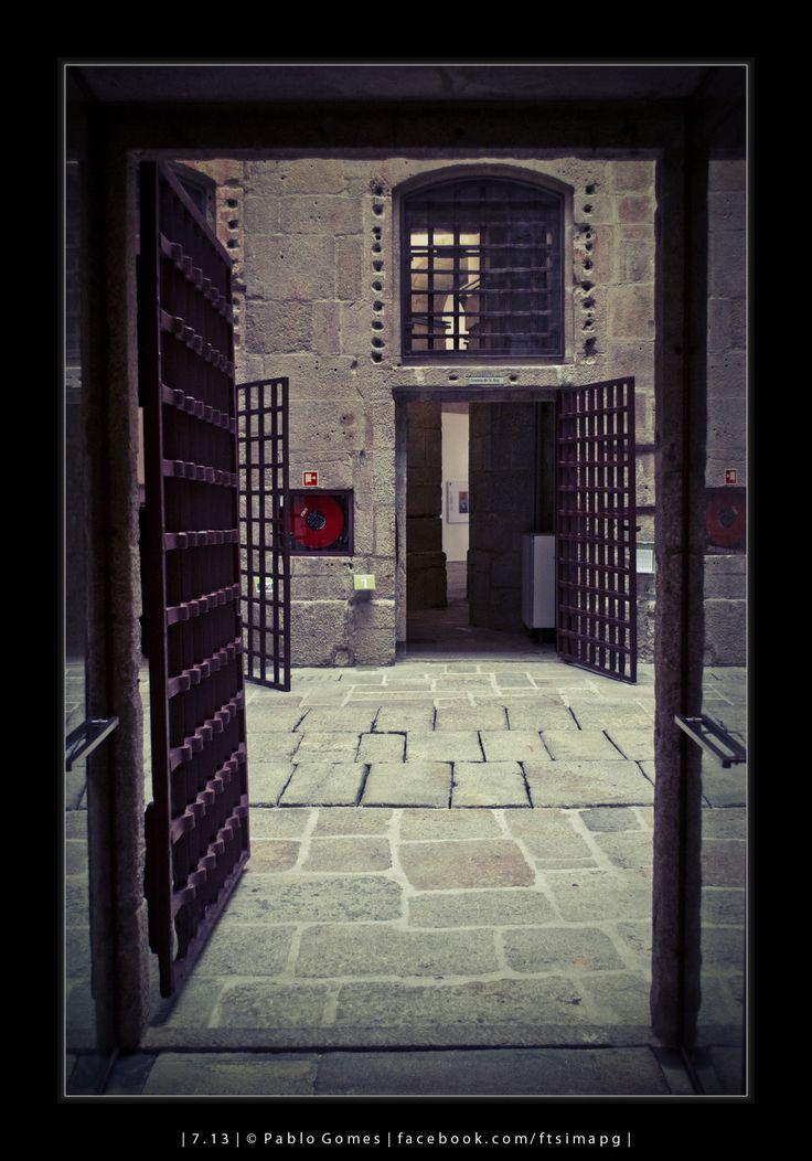 Antiga Cadeia da Relação do Porto www.webook.pt #webookporto #porto #arquitectura